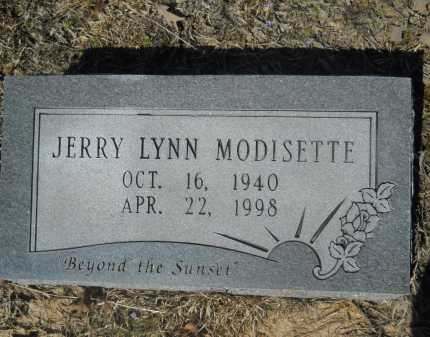 MODISETTE, JERRY LYNN - Columbia County, Arkansas | JERRY LYNN MODISETTE - Arkansas Gravestone Photos