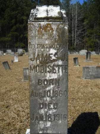 MODISETTE, JAMES J - Columbia County, Arkansas | JAMES J MODISETTE - Arkansas Gravestone Photos