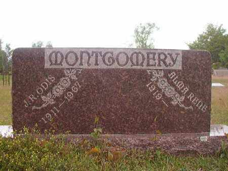 MONTGOMERY, J R ODIS - Columbia County, Arkansas | J R ODIS MONTGOMERY - Arkansas Gravestone Photos