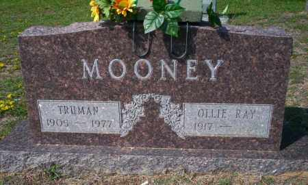 MOONEY, TRUMAN - Columbia County, Arkansas | TRUMAN MOONEY - Arkansas Gravestone Photos