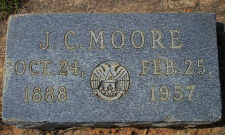 MOORE, J.C. - Columbia County, Arkansas | J.C. MOORE - Arkansas Gravestone Photos