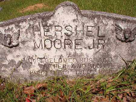 MOORE, JR, HERSHEL - Columbia County, Arkansas | HERSHEL MOORE, JR - Arkansas Gravestone Photos