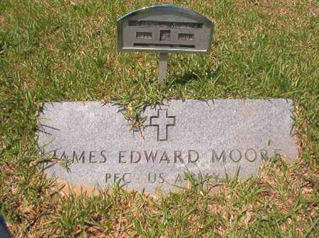 MOORE (VETERAN), JAMES EDWARD - Columbia County, Arkansas | JAMES EDWARD MOORE (VETERAN) - Arkansas Gravestone Photos
