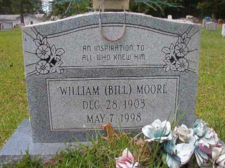 MOORE, WILLIAM (BILL) - Columbia County, Arkansas | WILLIAM (BILL) MOORE - Arkansas Gravestone Photos