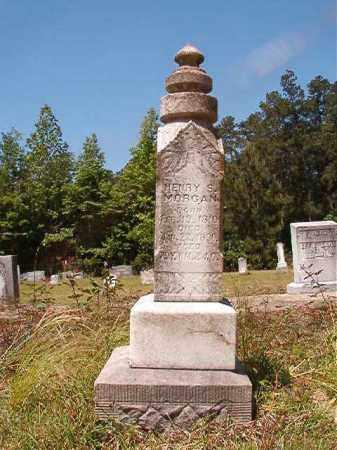 MORGAN, HENRY S - Columbia County, Arkansas | HENRY S MORGAN - Arkansas Gravestone Photos