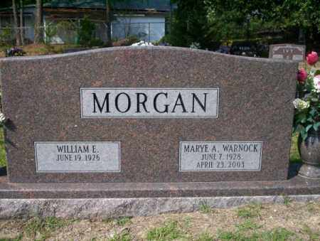 MORGAN, MARYE A - Columbia County, Arkansas | MARYE A MORGAN - Arkansas Gravestone Photos