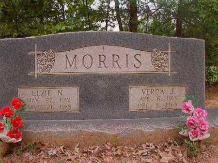 MORRIS, ELZIE N - Columbia County, Arkansas | ELZIE N MORRIS - Arkansas Gravestone Photos
