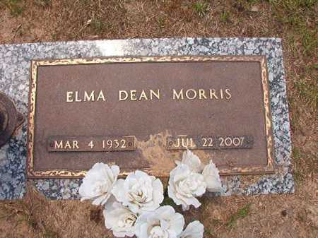 MORRIS, ELMA DEAN - Columbia County, Arkansas | ELMA DEAN MORRIS - Arkansas Gravestone Photos