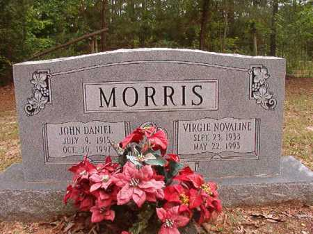 MORRIS, VIRGIE NOVALINE - Columbia County, Arkansas | VIRGIE NOVALINE MORRIS - Arkansas Gravestone Photos