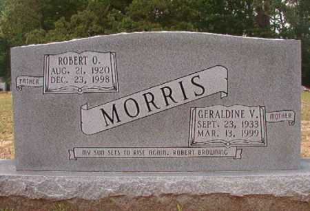 MORRIS, ROBERT O - Columbia County, Arkansas | ROBERT O MORRIS - Arkansas Gravestone Photos