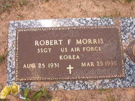 MORRIS (VETERAN KOR), ROBERT F - Columbia County, Arkansas | ROBERT F MORRIS (VETERAN KOR) - Arkansas Gravestone Photos