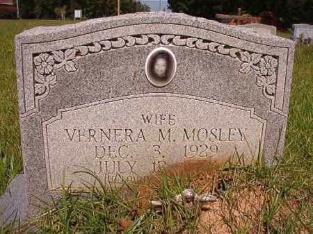 MOSLEY, VERNERA M - Columbia County, Arkansas | VERNERA M MOSLEY - Arkansas Gravestone Photos