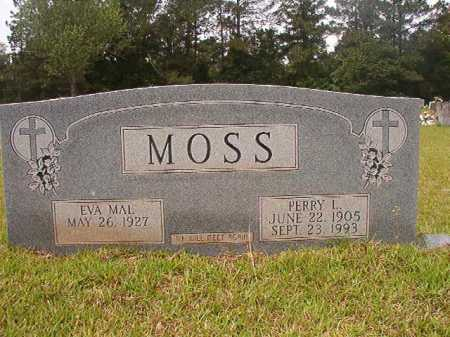 MOSS, PERRY L - Columbia County, Arkansas | PERRY L MOSS - Arkansas Gravestone Photos