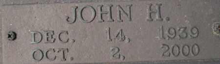 MULLINS, JOHN H - Columbia County, Arkansas | JOHN H MULLINS - Arkansas Gravestone Photos