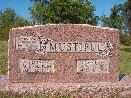 MUSTIFUL, IDA LEE - Columbia County, Arkansas | IDA LEE MUSTIFUL - Arkansas Gravestone Photos