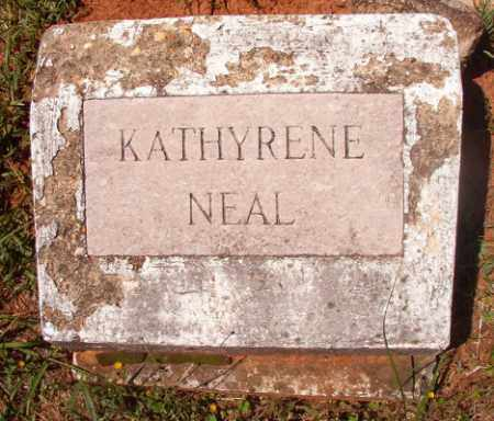 NEAL, KATHYRENE - Columbia County, Arkansas | KATHYRENE NEAL - Arkansas Gravestone Photos