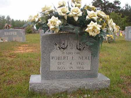 NEAL, ROBERT E - Columbia County, Arkansas | ROBERT E NEAL - Arkansas Gravestone Photos