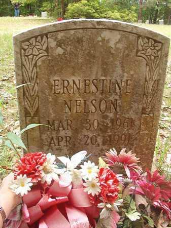 NELSON, ERNESTINE - Columbia County, Arkansas | ERNESTINE NELSON - Arkansas Gravestone Photos