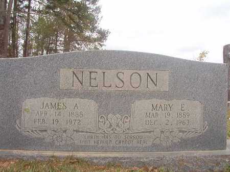 NELSON, JAMES A - Columbia County, Arkansas | JAMES A NELSON - Arkansas Gravestone Photos