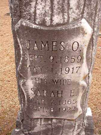 NISBET, JAMES O - Columbia County, Arkansas | JAMES O NISBET - Arkansas Gravestone Photos