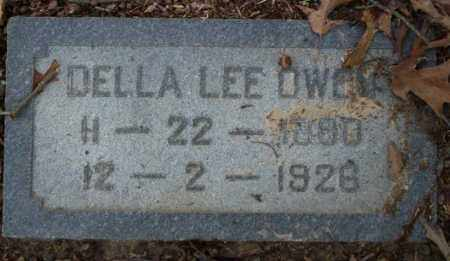 OWEN, DELLA LEE - Columbia County, Arkansas | DELLA LEE OWEN - Arkansas Gravestone Photos