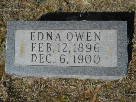 OWEN, EDNA - Columbia County, Arkansas | EDNA OWEN - Arkansas Gravestone Photos