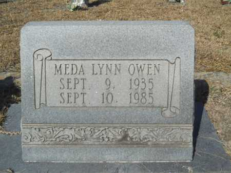 OWEN, MEDA LYNN - Columbia County, Arkansas | MEDA LYNN OWEN - Arkansas Gravestone Photos