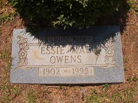 OWENS, ESSIE MAE - Columbia County, Arkansas | ESSIE MAE OWENS - Arkansas Gravestone Photos