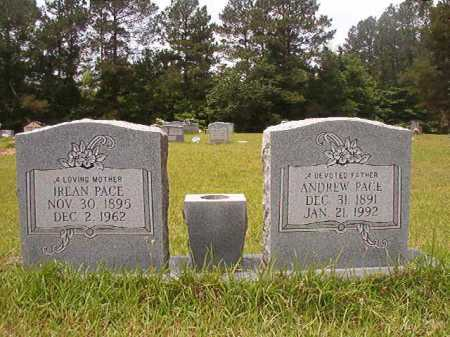 PACE, IREAN - Columbia County, Arkansas | IREAN PACE - Arkansas Gravestone Photos