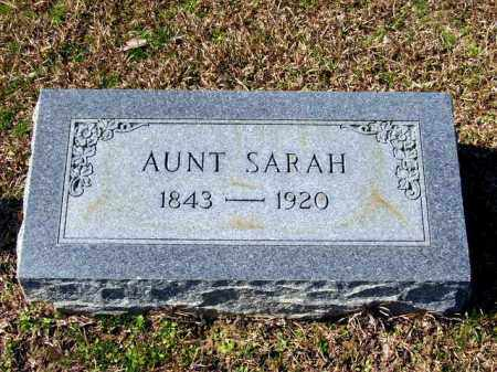 PARHAM, SARAH - Columbia County, Arkansas | SARAH PARHAM - Arkansas Gravestone Photos