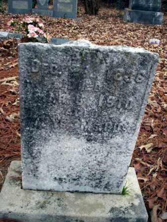 PARKER, ANN ELIZABETH - Columbia County, Arkansas | ANN ELIZABETH PARKER - Arkansas Gravestone Photos