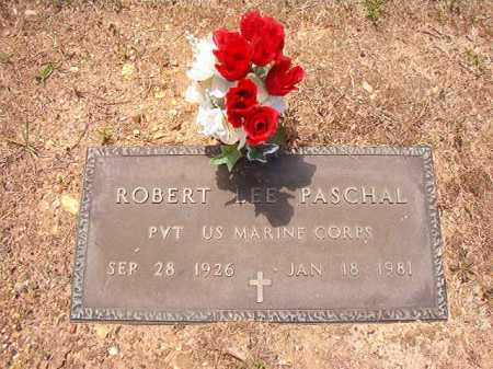 PASCHAL (VETERAN), ROBERT LEE - Columbia County, Arkansas | ROBERT LEE PASCHAL (VETERAN) - Arkansas Gravestone Photos