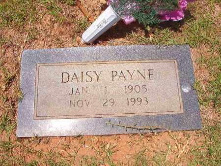PAYNE, DAISY - Columbia County, Arkansas | DAISY PAYNE - Arkansas Gravestone Photos