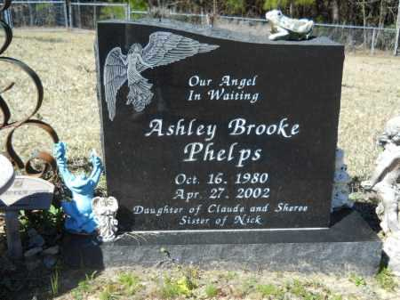 PHELPS, ASHLEY BROOKE - Columbia County, Arkansas | ASHLEY BROOKE PHELPS - Arkansas Gravestone Photos
