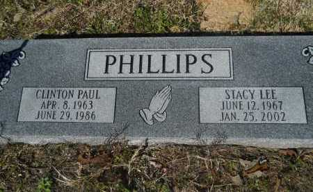 PHILLIPS, CLINTON PAUL - Columbia County, Arkansas | CLINTON PAUL PHILLIPS - Arkansas Gravestone Photos