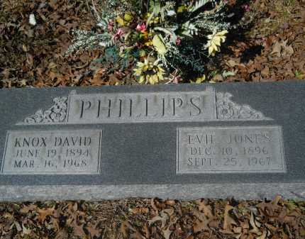 PHILLIPS, EVIE - Columbia County, Arkansas | EVIE PHILLIPS - Arkansas Gravestone Photos