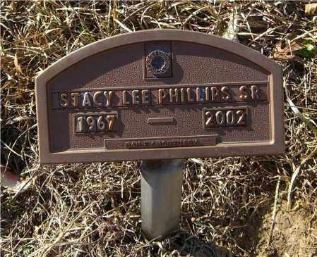 PHILLIPS, SR., STACY LEE - Columbia County, Arkansas   STACY LEE PHILLIPS, SR. - Arkansas Gravestone Photos
