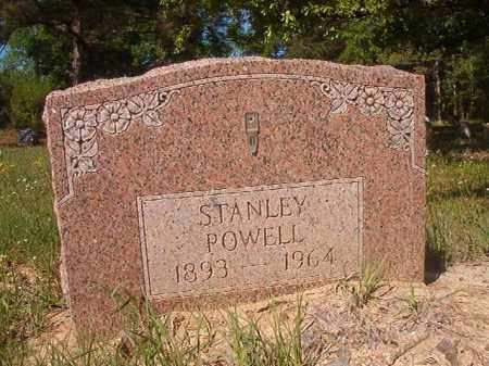 POWELL, STANLEY - Columbia County, Arkansas | STANLEY POWELL - Arkansas Gravestone Photos