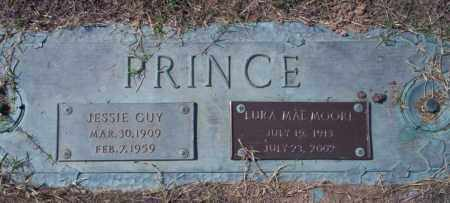 PRINCE, JESSIE GUY - Columbia County, Arkansas | JESSIE GUY PRINCE - Arkansas Gravestone Photos