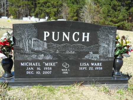 "PUNCH, MICHAEL ""MIKE"" - Columbia County, Arkansas 