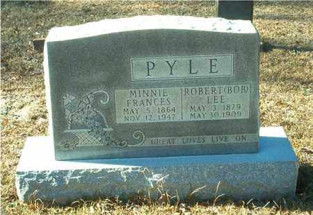 PYLE, MINNIE FRANCES - Columbia County, Arkansas | MINNIE FRANCES PYLE - Arkansas Gravestone Photos