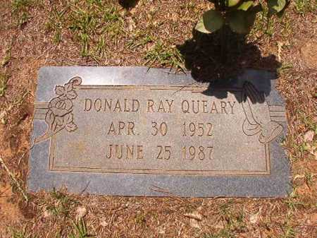 QUEARY, DONALD RAY - Columbia County, Arkansas | DONALD RAY QUEARY - Arkansas Gravestone Photos