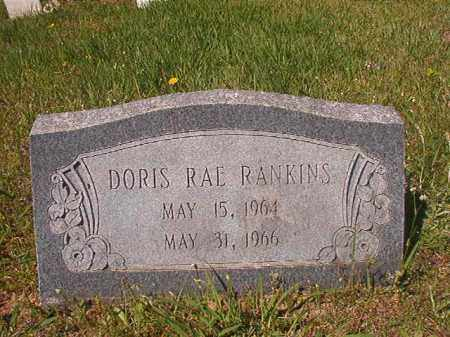 RANKINS, DORIS RAE - Columbia County, Arkansas | DORIS RAE RANKINS - Arkansas Gravestone Photos