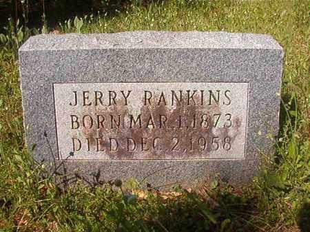 RANKINS, JERRY - Columbia County, Arkansas   JERRY RANKINS - Arkansas Gravestone Photos