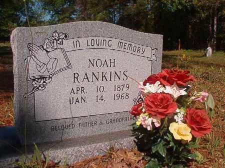 RANKINS, NOAH - Columbia County, Arkansas | NOAH RANKINS - Arkansas Gravestone Photos