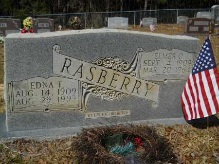 RASBERRY, ELMER O - Columbia County, Arkansas | ELMER O RASBERRY - Arkansas Gravestone Photos