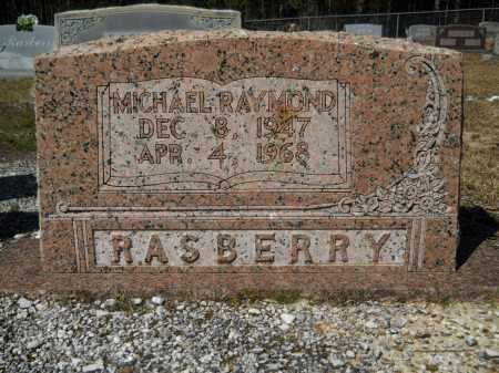 RASBERRY, MICHAEL RAYMOND - Columbia County, Arkansas | MICHAEL RAYMOND RASBERRY - Arkansas Gravestone Photos