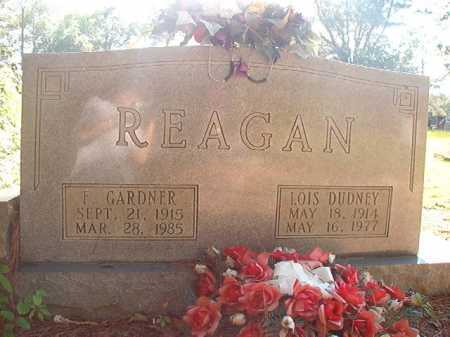 DUDNEY REAGAN, LOIS - Columbia County, Arkansas | LOIS DUDNEY REAGAN - Arkansas Gravestone Photos