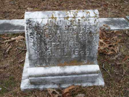 REDDING, RAYMOND COOLEY - Columbia County, Arkansas | RAYMOND COOLEY REDDING - Arkansas Gravestone Photos