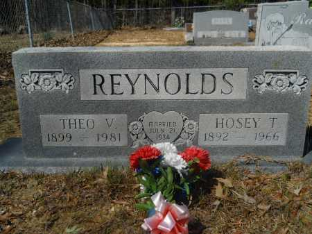 REYNOLDS, THEO V - Columbia County, Arkansas | THEO V REYNOLDS - Arkansas Gravestone Photos